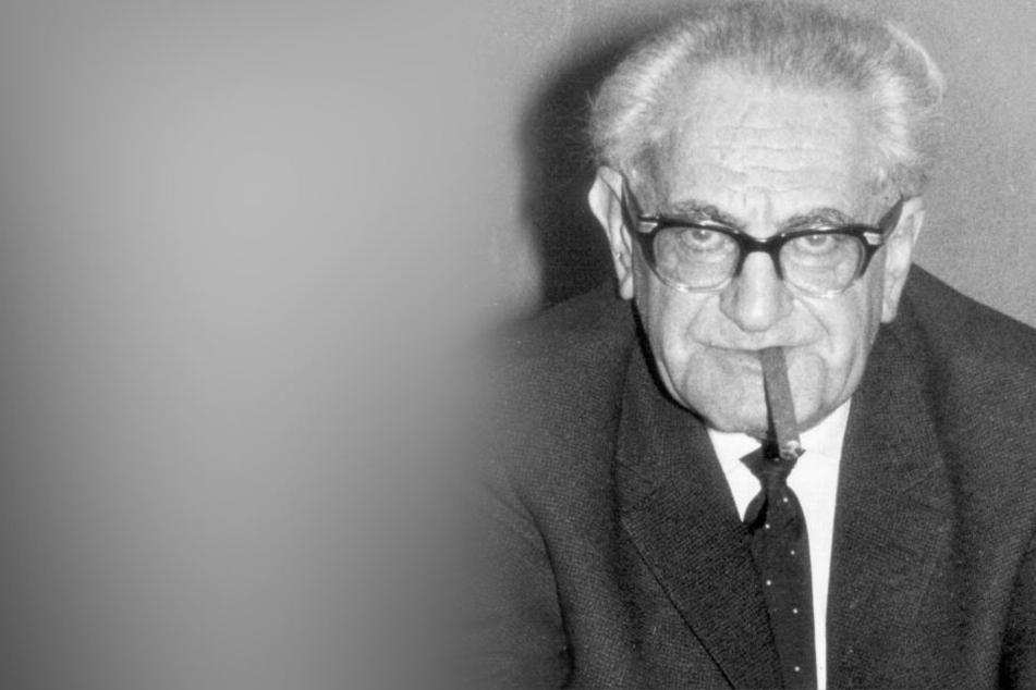 Gesicht der Frankfurter Auschwitz-Prozesse: Gedenkakt für Fritz Bauer