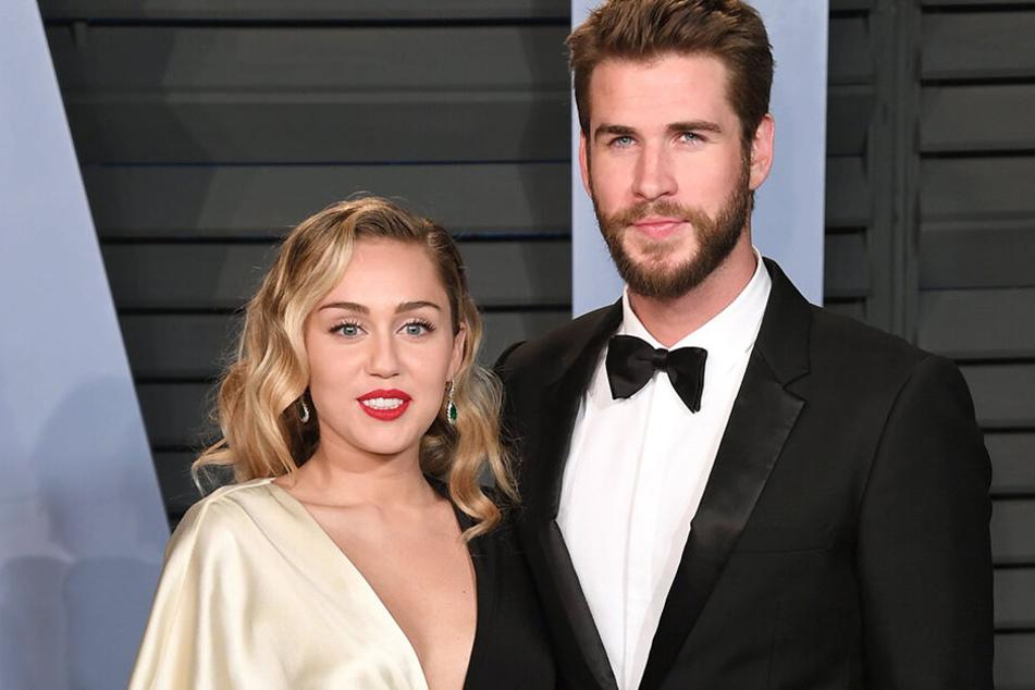 Zwischen Miley und Liam Hemsworth ist es seit August vorbei. Liam reichte bereits die Scheidung ein.