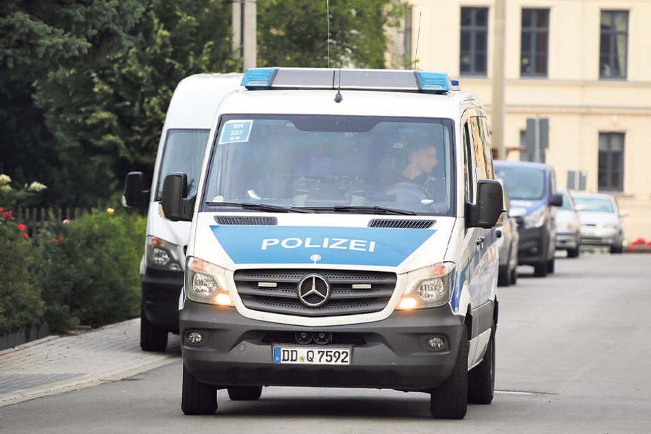 Die Zwickauer Polizei fährt jetzt mehr Streife.