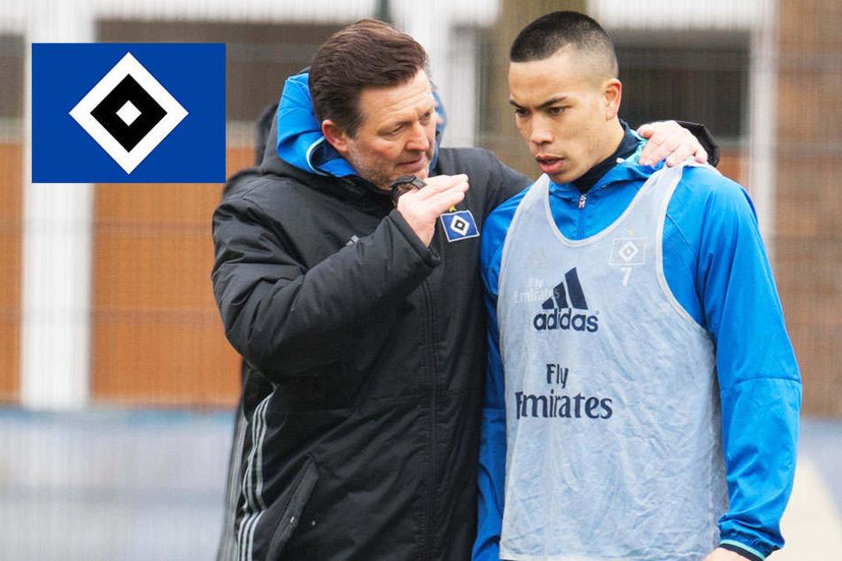 Bobby Wood vom Hamburger SV zu Borussia Mönchengladbach?