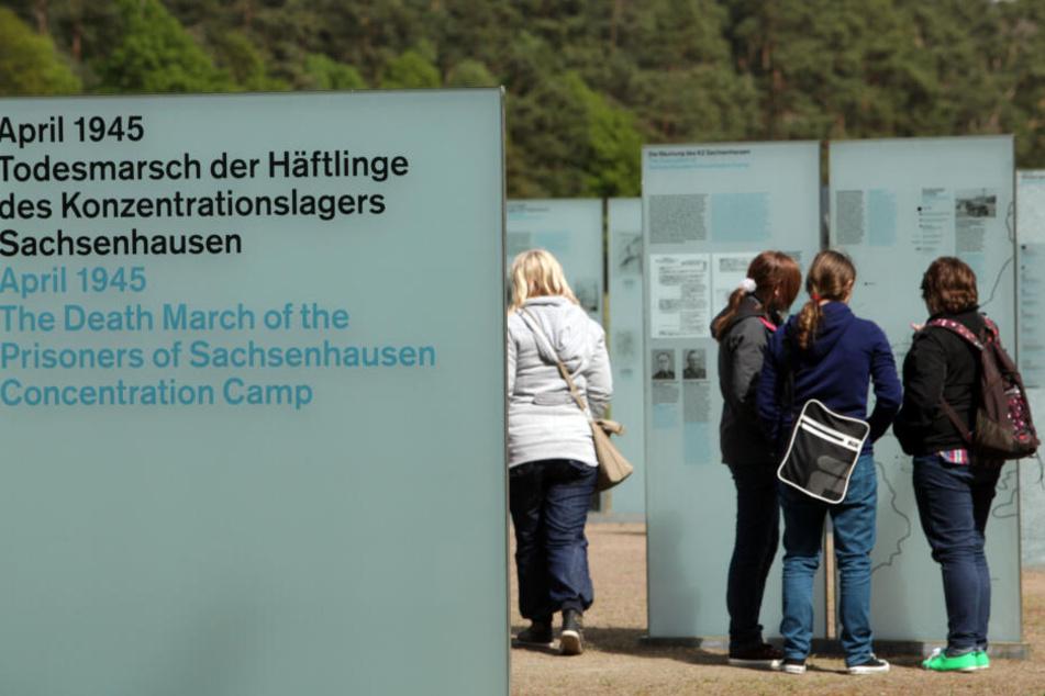 Es soll aufgedeckt werden, wie sich die Deutschen während der Todesmärsche tatsächlich verhielten (Symbolbild).