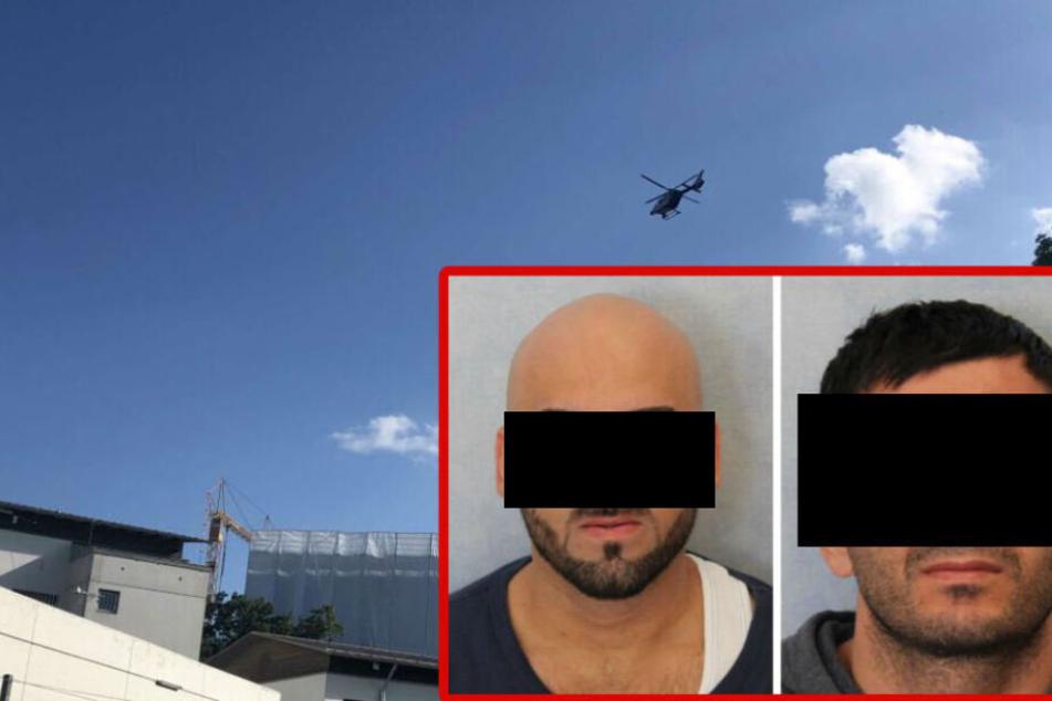Ausgebrochener Straftäter festgenommen: Weiterer Gefangener noch auf der Flucht