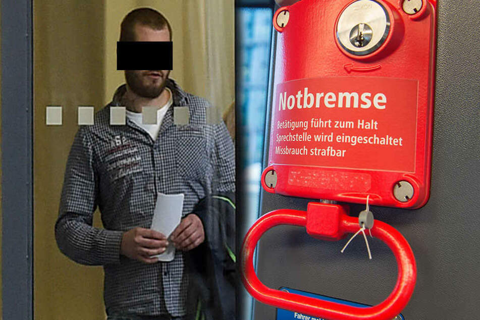 Dresden: Weil er die Notbremse zog, wird's nun richtig teuer