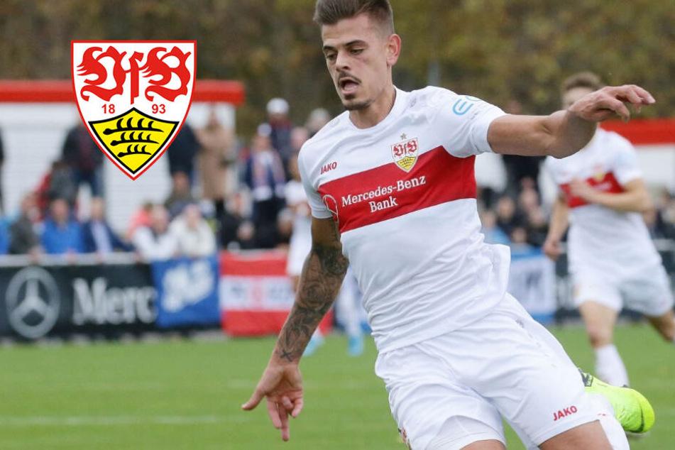 VfB Stuttgart: Jan Kliment forciert Wechsel im Winter