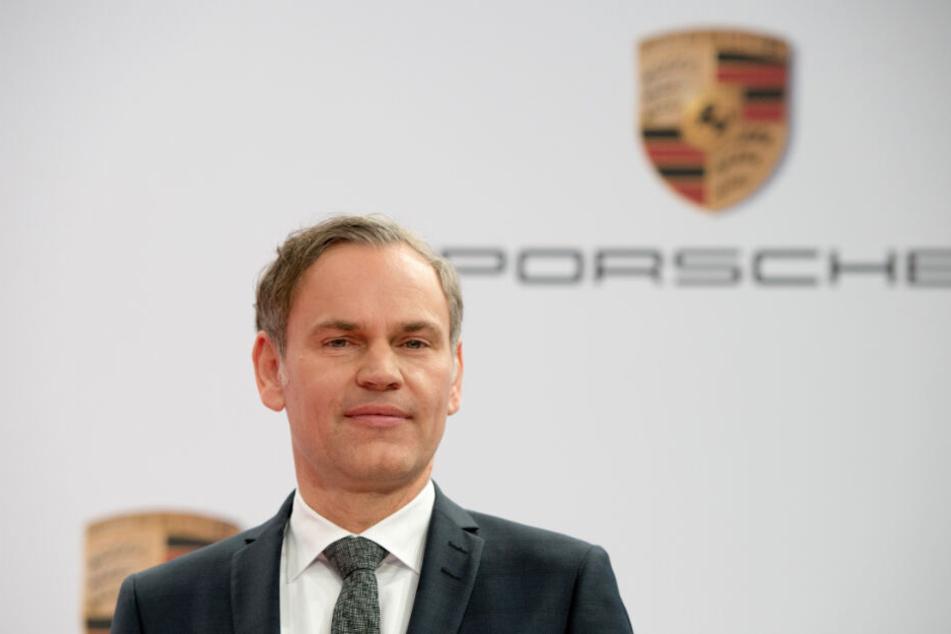 Die gesetzte Zielmarke des Vorstandsvorsitzenden der Porsche AG, Oliver Blume, wurde erneut übertroffen. (Archivbild)
