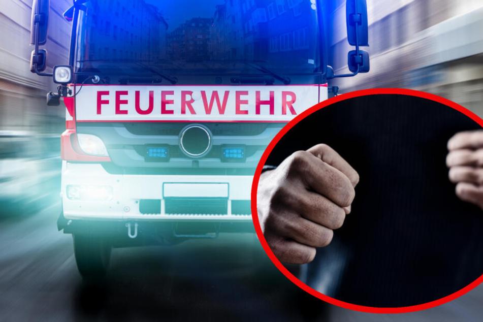 Berlin: Mann greift Feuerwehr an, obwohl die gerade seinen Sohn rettet