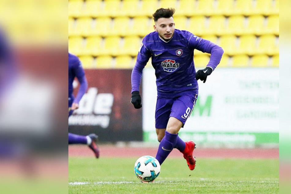 Arianit Ferati hat eine Menge Talent. Nur macht er viel zu wenig daraus. Vier Einsätze, 44 Minuten Spielzeit - das ist verdammt wenig für einen wie ihn.