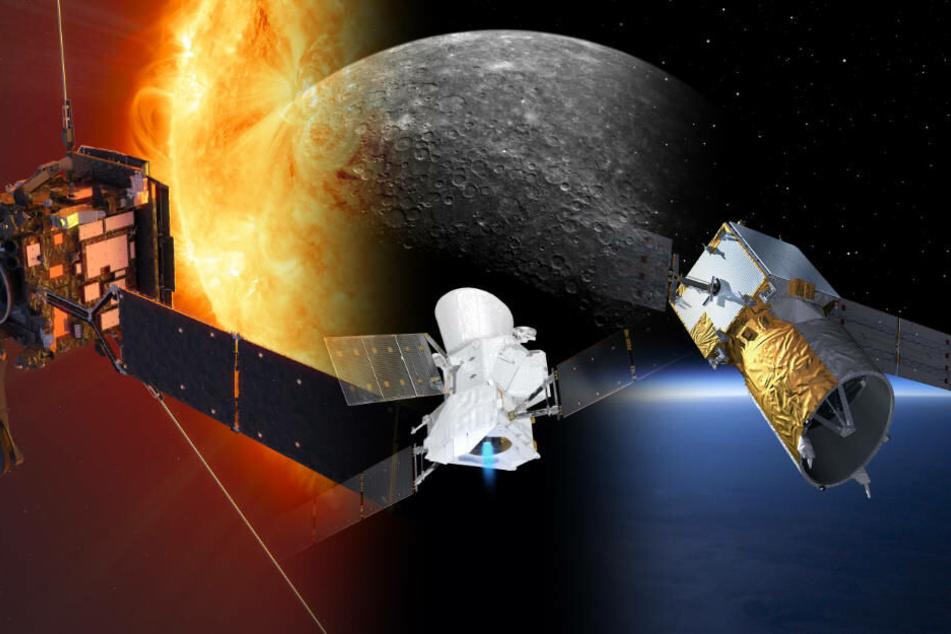 Echte Sci-Fi: Die neuen Weltraum-Missionen der Europäischen Raumfahrt