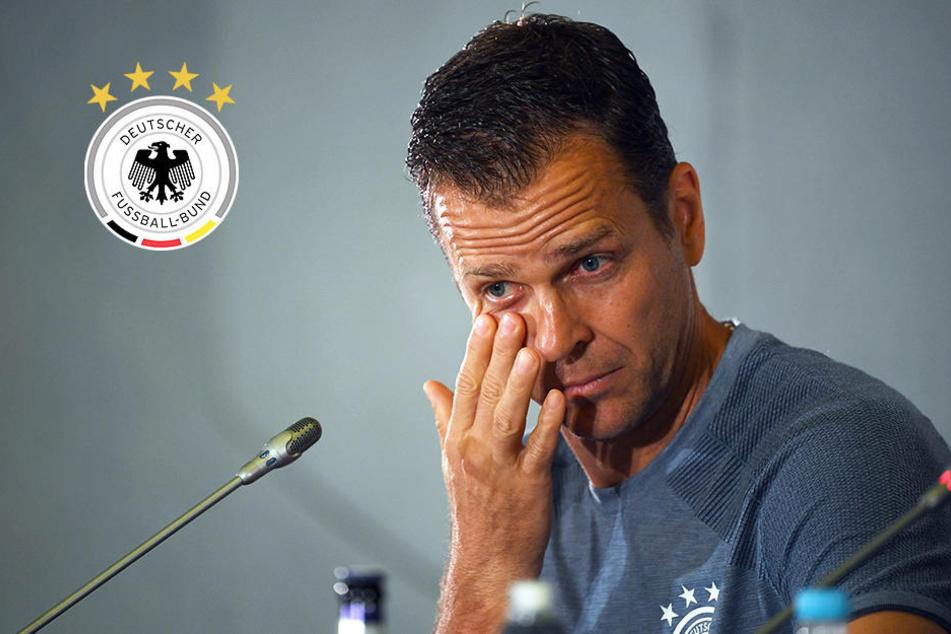 """Kritik am DFB-Team für Bierhoff """"unter der Gürtellinie!"""""""