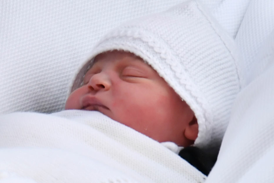 Das Royal Baby erblickte an einem Montag das Licht der Welt.