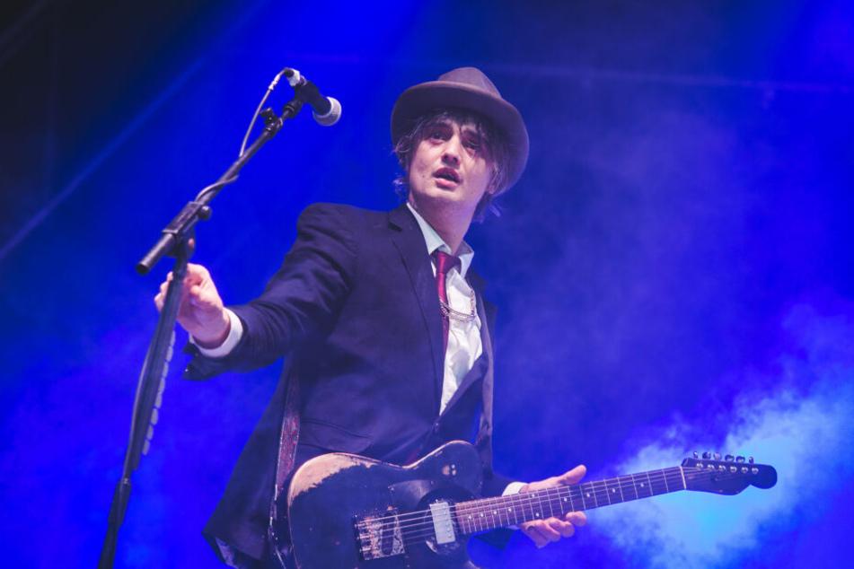 Pete Doherty (40) beim beim Tramlines Festival in Sheffield. (Archivbild)