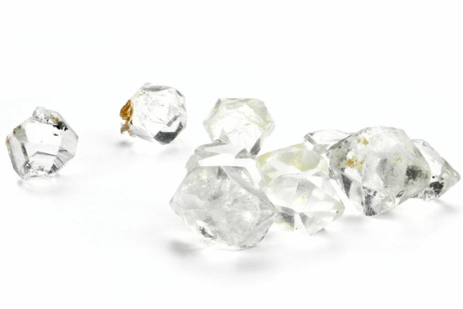Die Diamanten waren wahrscheinlich zuvor gestohlen worden.