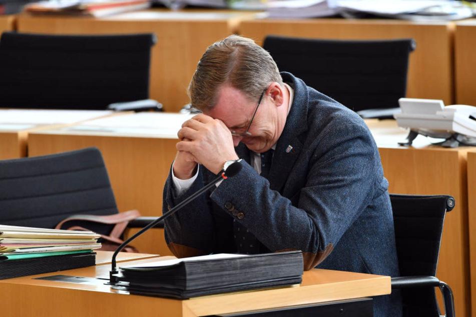 Bodo Ramelow sorgt sich nach dem Trump-Sieg.