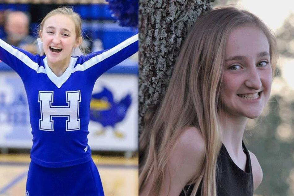 Cheerleaderin (13) fühlt sich vor ihrem Auftritt unwohl und stirbt kurz darauf