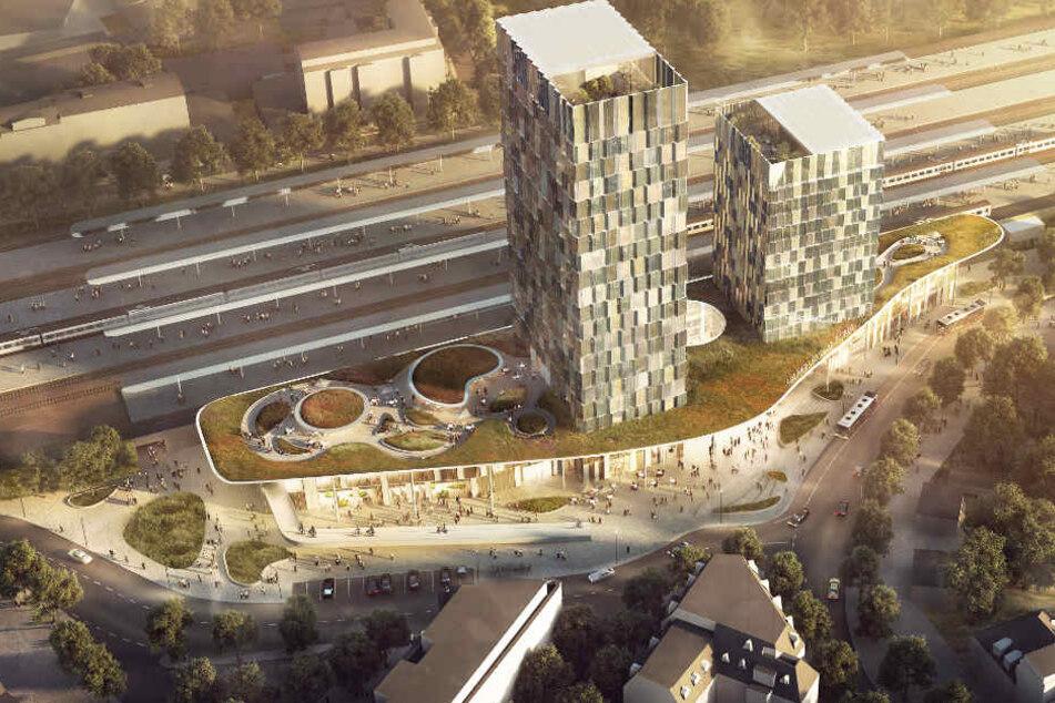 Neubau des Bahnhofs Altona verzögert sich