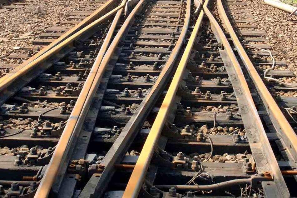 Die Bundespolizei warnt eindringlich: Gleise sind kein Spielplatz!