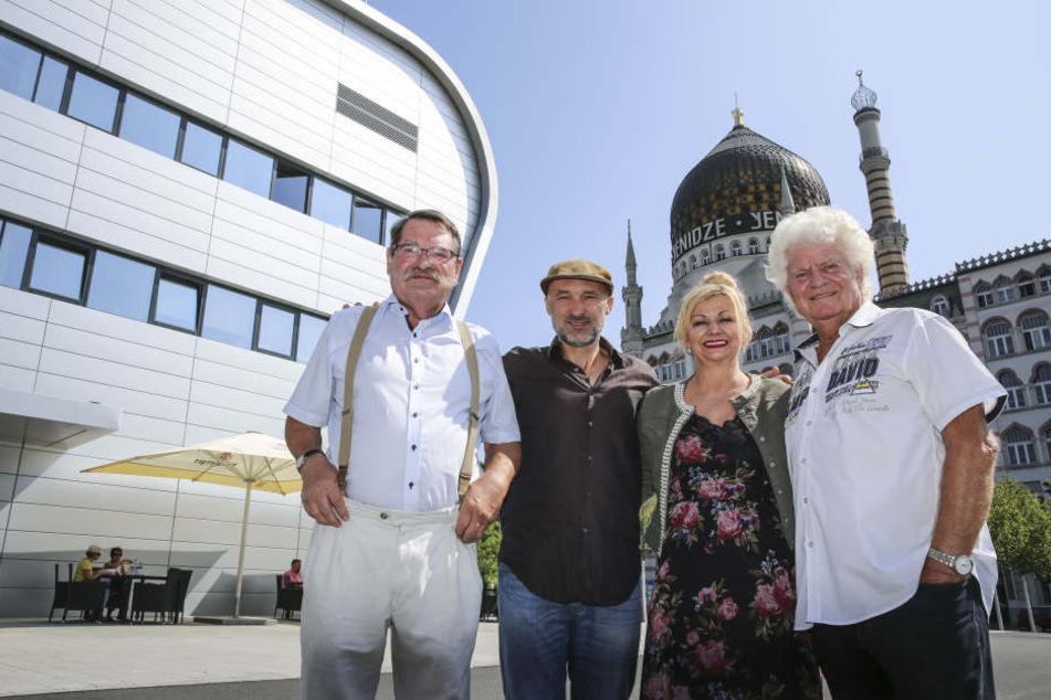 Dixieland in Dresden: Wie lange macht's Festival-Chef Schleese noch?