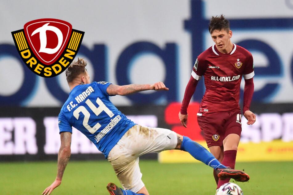 Dynamo gegen Haching: Mit Einsatz, Energie und Feuer zum ersten Hattrick der Saison?