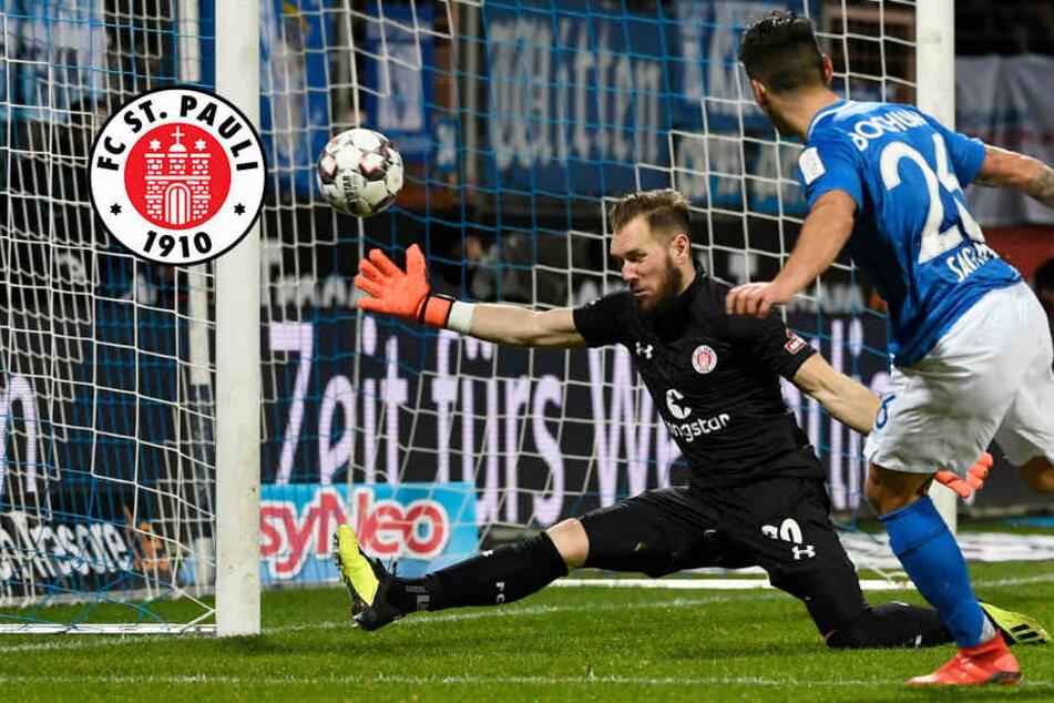 St. Pauli muss im Nordderby bei Holstein Kiel auf Stammkeeper verzichten