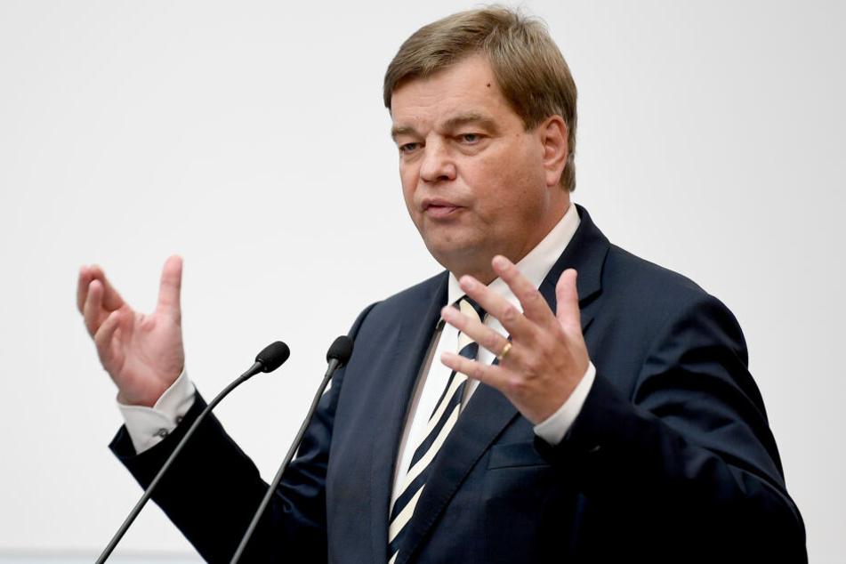 Enak Ferlemann ist der Bahn-Beauftragte der Bundesregierung.