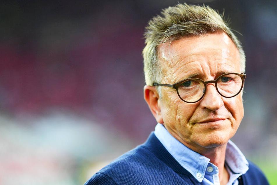 Ist um seine Aufgabe derzeit nicht zu beneiden: KFC-Coach Norbert Meier.