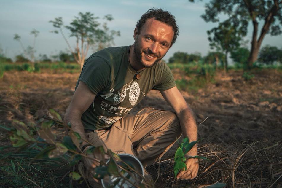 Der Gründer will eine Milliarde Bäume pflanzen.