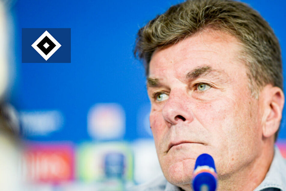 HSV-Trainer Hecking geht mit runderneuertem Team ins Stadt-Derby