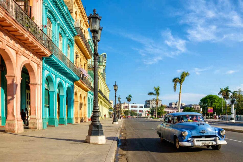 Nach Chemnitzer Vorbild startet in Havanna das erste Kinderfilmfestival.