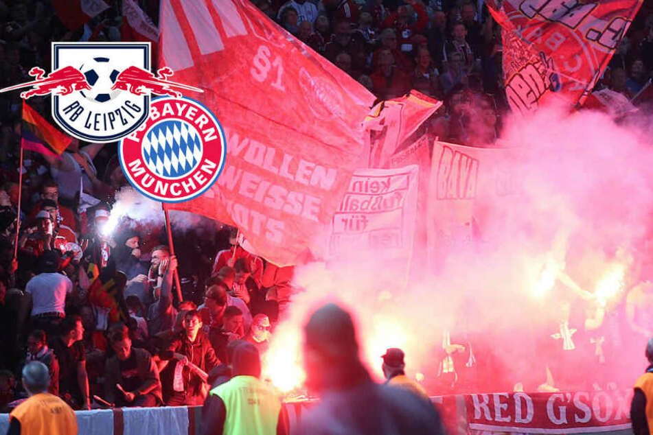 Bengalos im Pokalfinale: FC Bayern und RB Leipzig müssen blechen
