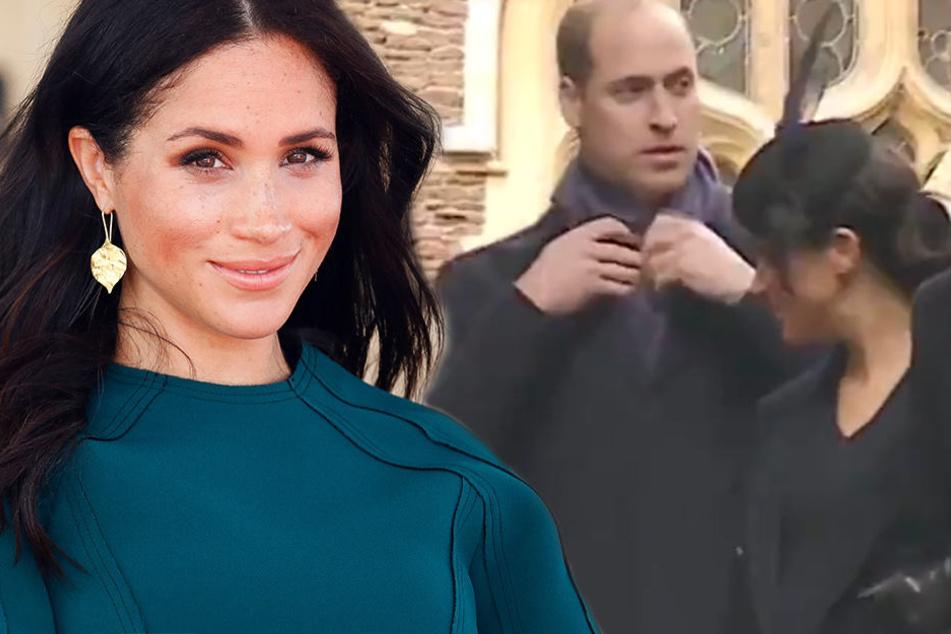 Von Prinz William ignoriert: Kann er Herzogin Meghan nicht ausstehen?