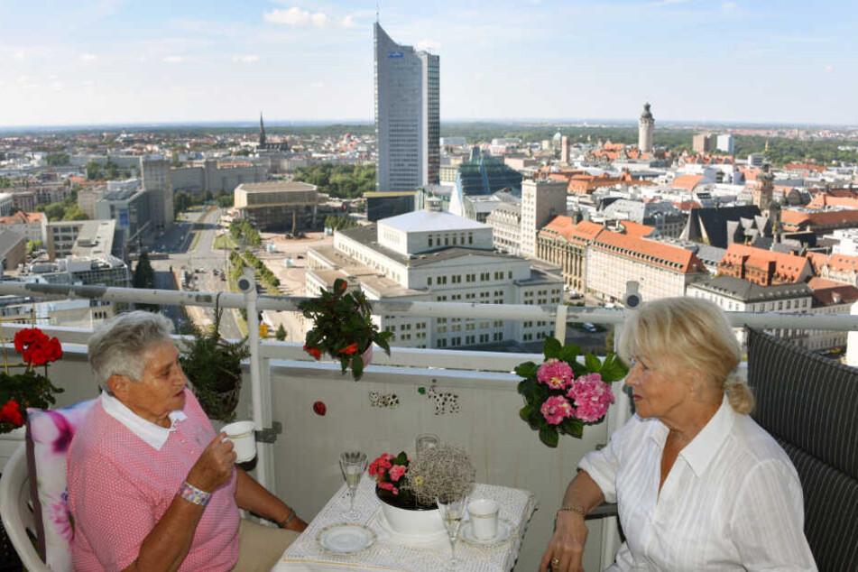 Ärgerlich! Die Leipziger zahlen im bundesweiten Vergleich hohe Kosten für Müllabfuhr, Abwasser und Grundsteuer.