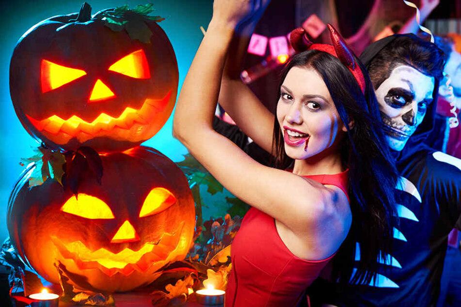 Chemnitz: Das sind die besten Halloween-Partys in Chemnitz und Zwickau