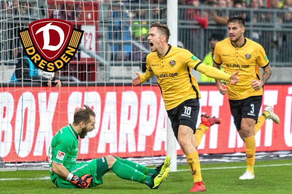 Mister Unabsteigbar! Müller will mit Dynamo hoch hinaus