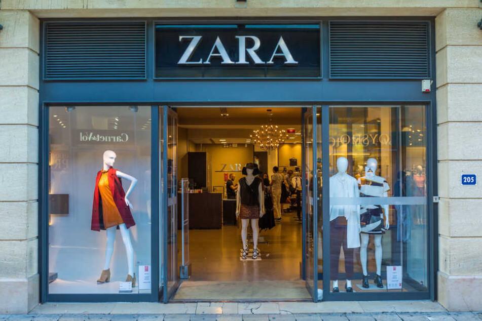 Die Kundinnen im Zara in Istanbul staunten nicht schlecht. (Symbolbild)