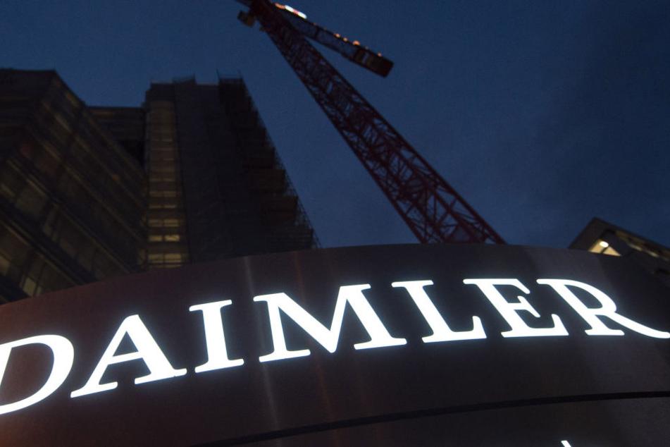Razzia bei Daimler! Ermittler durchsuchen Standorte wegen Abgasaffäre