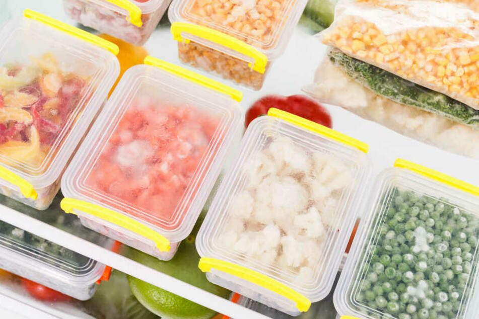 Da wo andere ihr Essen vom Wochenende eintuppern, lagerten bei der 80-jährigen Großmutter menschliche Körperteile. (Symbolbild)
