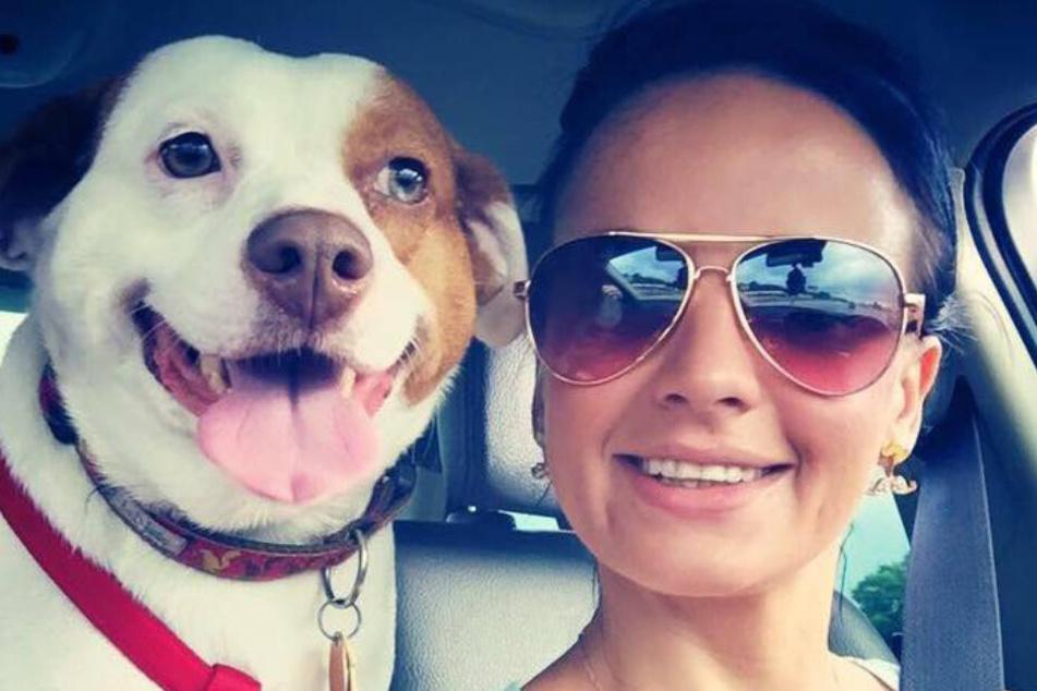 Marissa Belle hat selbst Hunde.