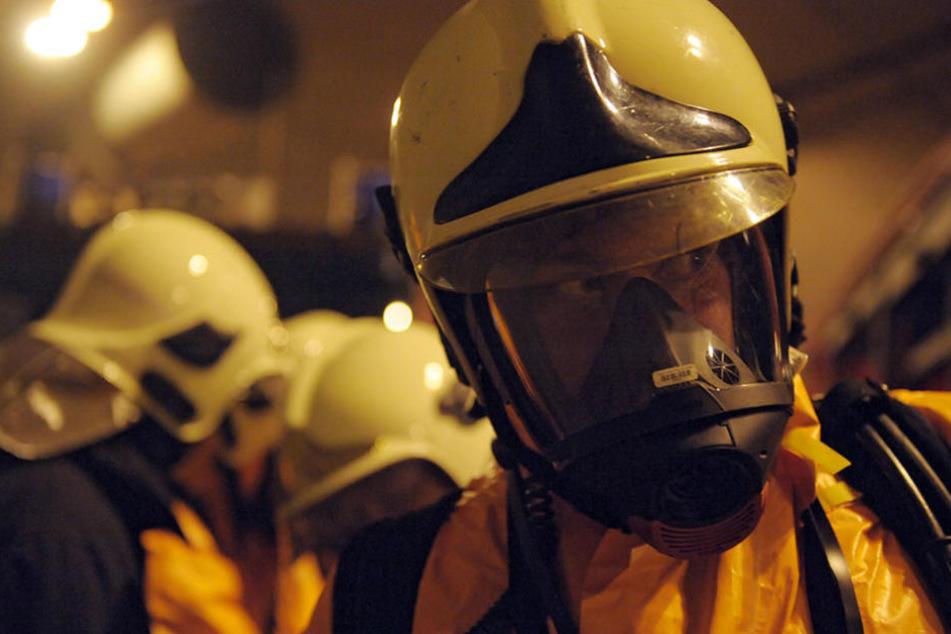 Am Mittwoch untersuchte die Feuerwehr einen radioaktiven Gegenstand. (Symbolbild)