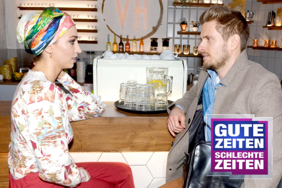 """""""Müssen ja nicht im Krankenhaus rumknutschen"""": Bahnt sich hier eine neue GZSZ-Liebe an?"""