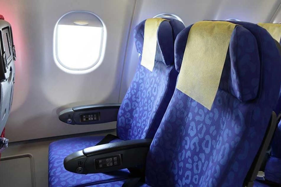Mit solchen Wegwerfauflagen für die Kopfstützen soll die Sauberkeit diese Sitzbereiches verbessert werden.