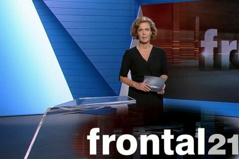 """Das investigative ZDF-Magazin """"Frontal 21"""" wird weiterhin von Ilka Brecht (55) moderiert. Die """"21"""" gibt's nicht mehr ab dem heutigen Dienstag."""