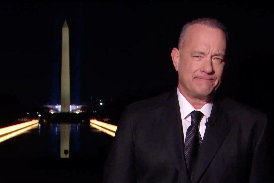 Hollywood actor Tom Hanks hosted the star-studded special.