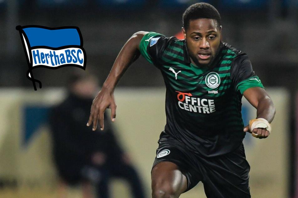 Hertha-Transfer stockt: Kommt Zeefuik erst nächstes Jahr?