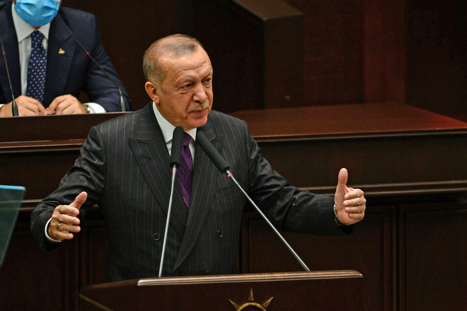 Turkish President Recep Tayyip has long called for greater control over social media.