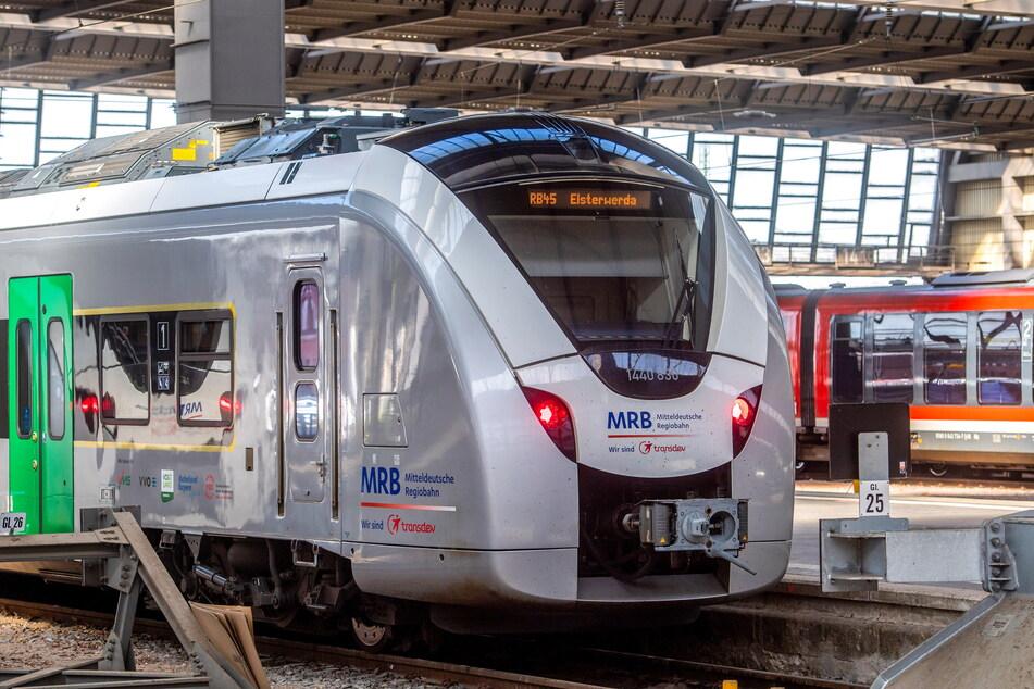 Ein Zug der Mitteldeutschen Regiobahn: Das Unternehmen hätte prinzipiell Lust, die Chemnitzer in die Hauptstadt zu fahren.