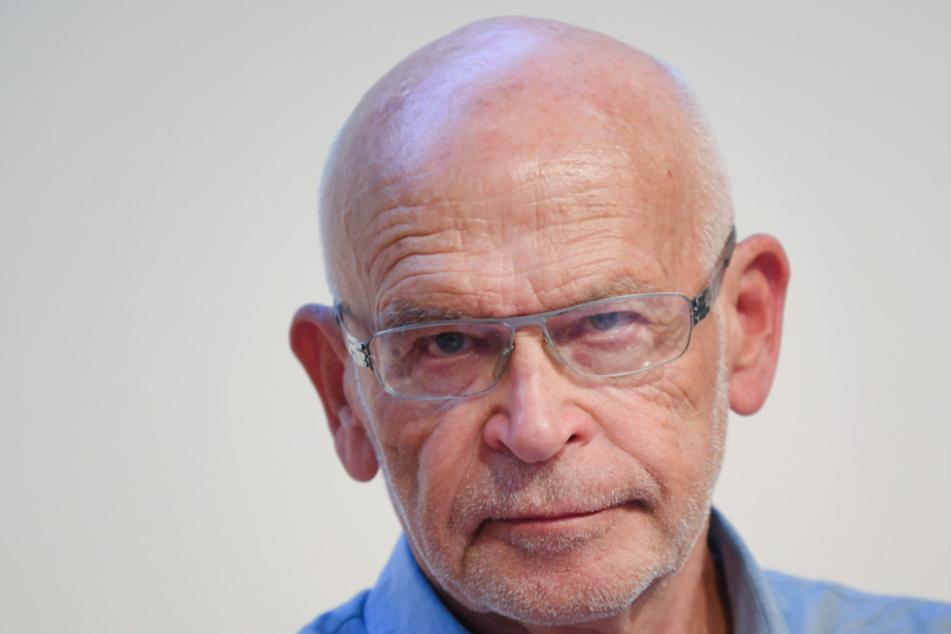 Günter Wallraff muss zur Erholung nicht weit weg fahren