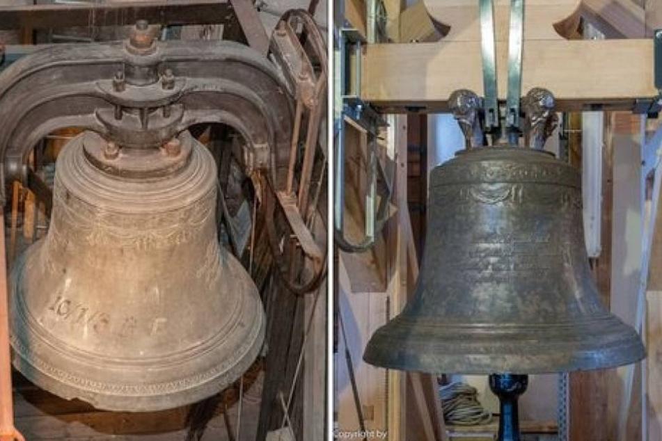 Die Glocken im Freiberger Dom sind beim Rundgang zu bewundern.