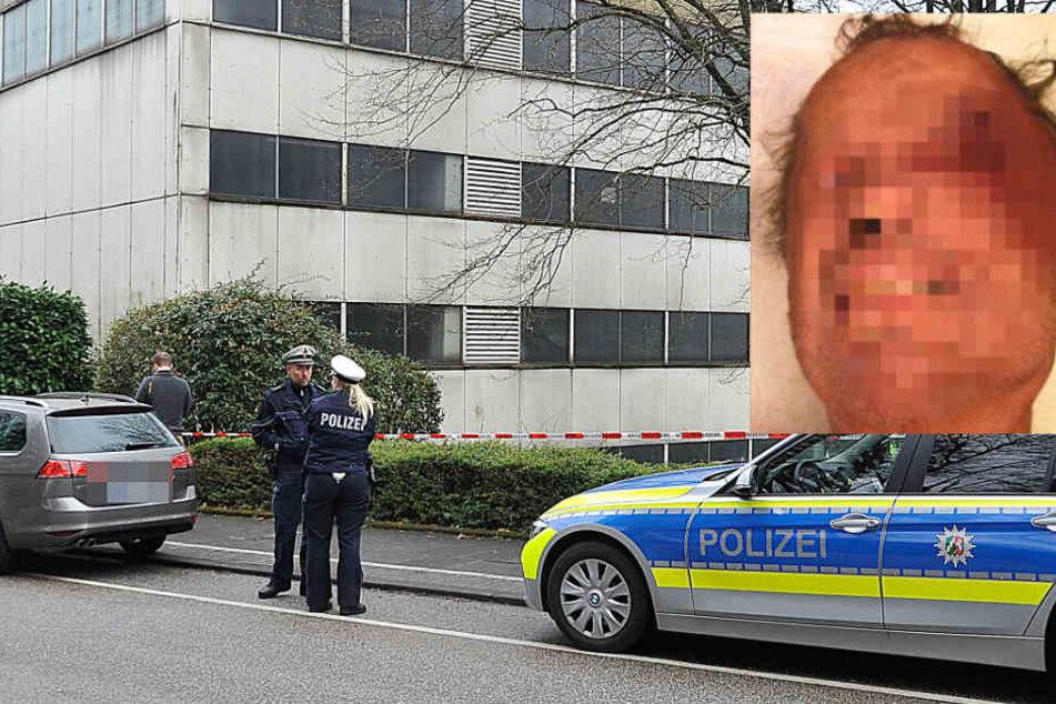 In einem Lüftungsschacht des Parkhauses am Röttgen entdeckte eine Autofahrerin die Leiche.
