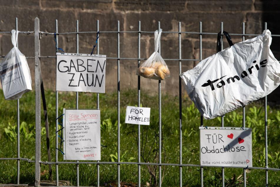 Gabenzäune für Obdachlose: Kritik von der Sozialbürgermeisterin