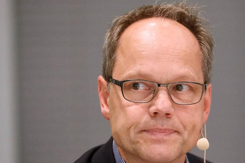 Chefredakteur Dr. Kai Gniffke (55).